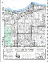 Map Image 015, Alcona County 1995